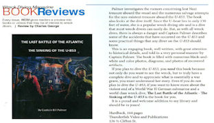 Wreck Diving Magazinw review